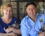 Roz & Kev Holme - Australian Wildlife Carers