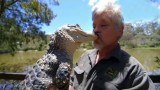 My special relationship with 'Rosie' my alligator